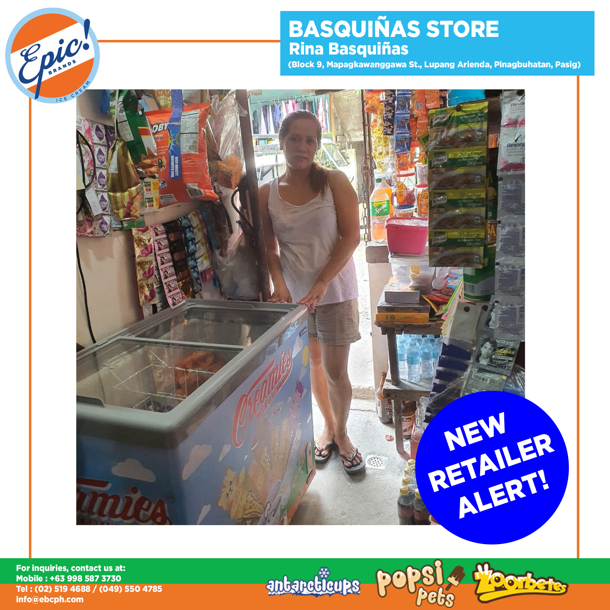 Basquiñas Store